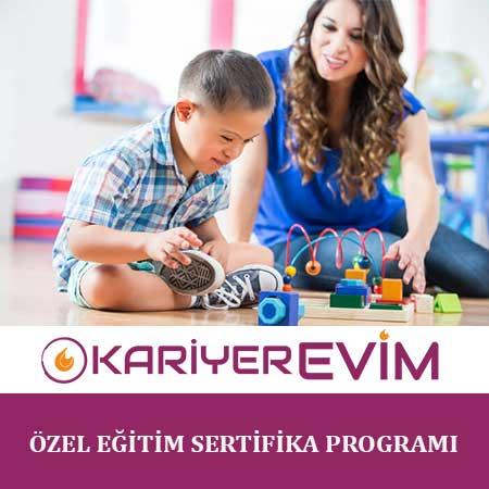 Özel eğitim gerektiren bireylerin eğitim ihtiyaçlarını karşılamak için özel olarak yetiştirilmiş personel, geliştirilmiş eğitim programıdır.